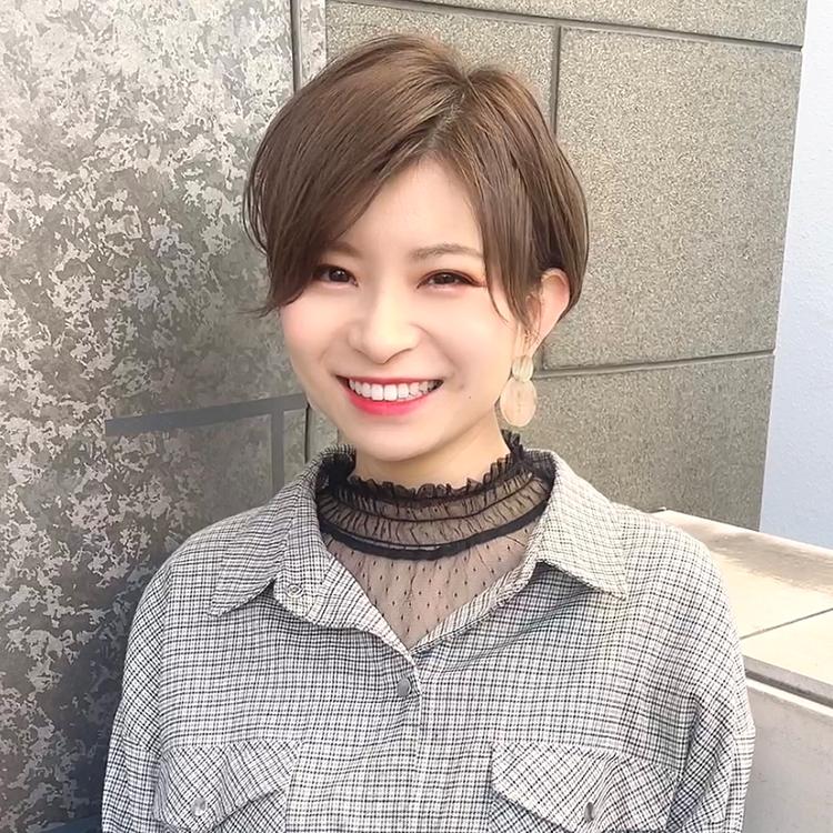 stylist 山崎 江莉