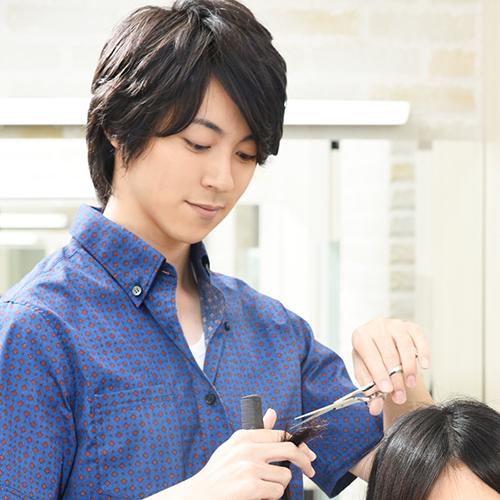 将来 独立・幹部を目指す若手美容師